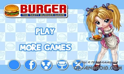 Игра Burger для Android