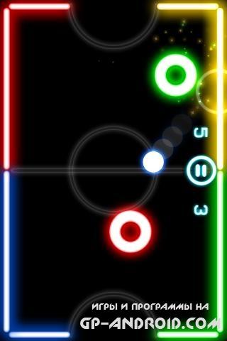 Glow Hockey Android