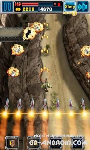 Воздушные атаки 3D (Airattack Death)