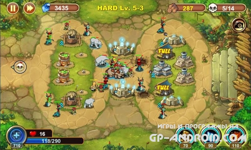 Castle Defense Android