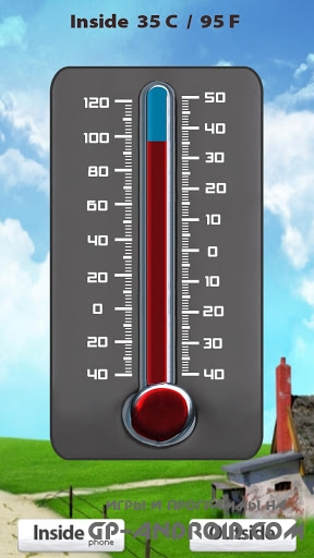 Термометр для Андроид