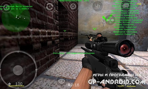 Critical Strike Portable для Android