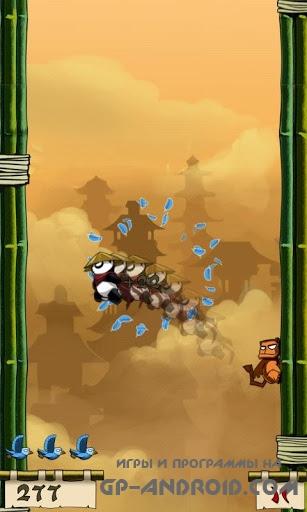 Panda Jump для Android