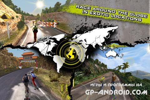 Downhill Xtreme для Андроид