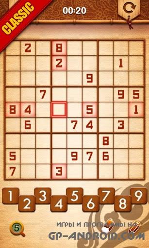 Sudoku Master - Судоку для Андроид