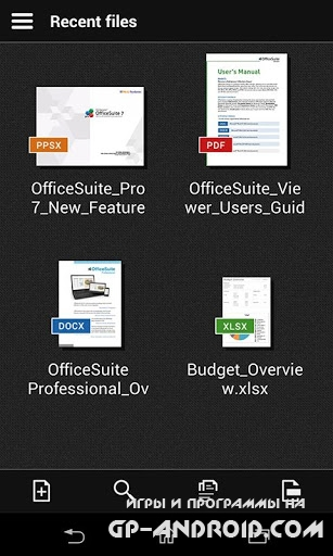 OfficeSuite Viewer Android