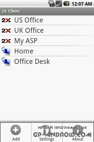 2x Client Rdp Remote Desktop Android