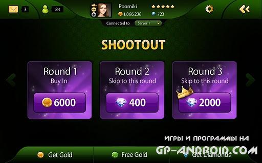 Live Holdem Poker Pro для Андроид