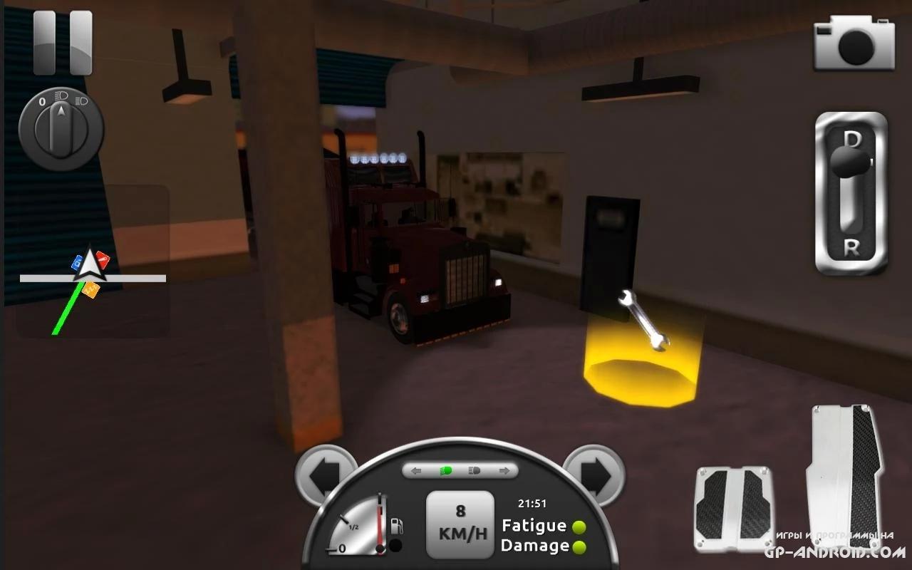 Truck Simulator 3D скачать на Андроид