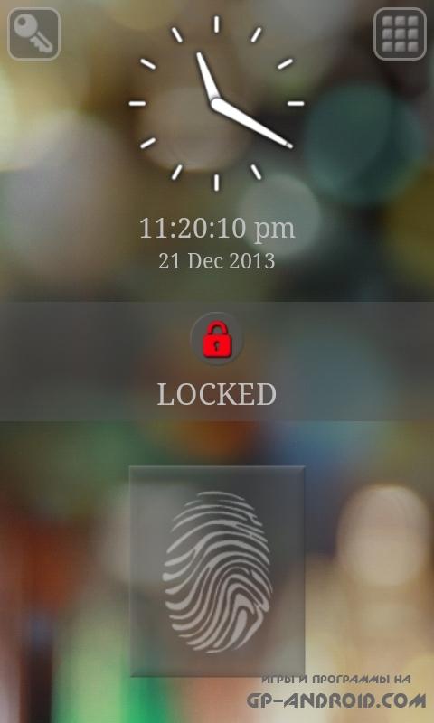 Блокировка экрана устройства скачать на Андроид