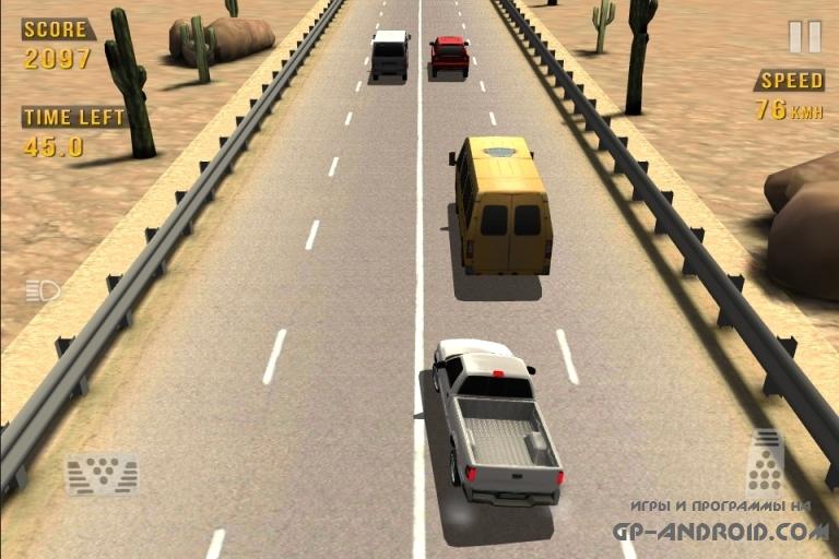 Traffic Racer скачать на Андроид