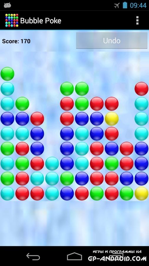 Bubble Poke™ - пузыри игра скачать на Андроид