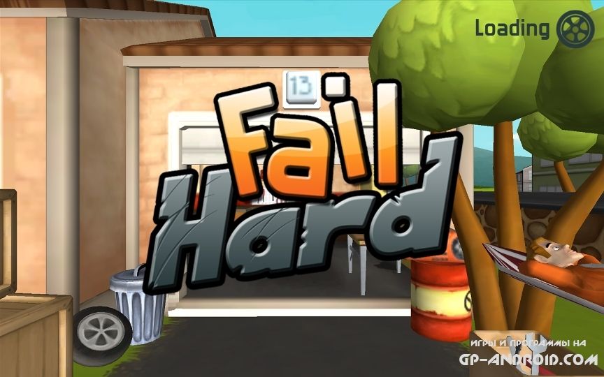 Fail Hard скачать на Андроид