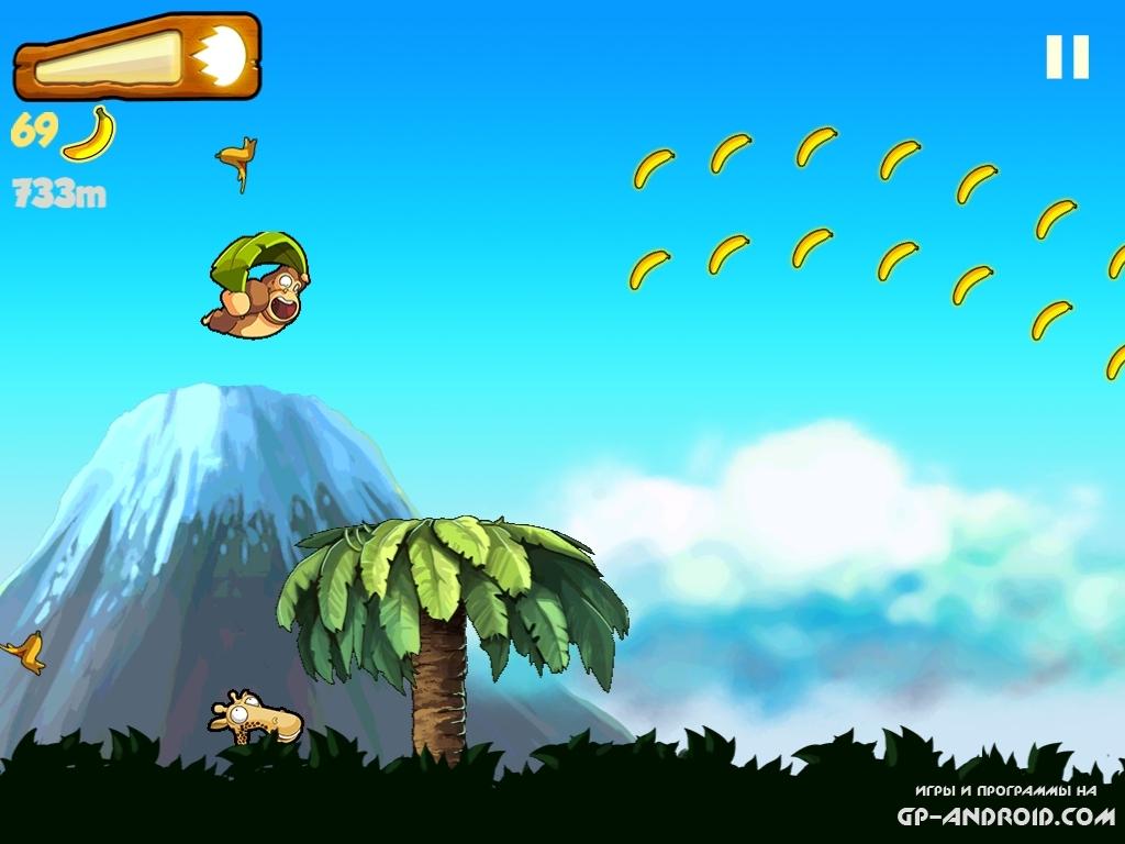 Banana Kong скачать на Андроид