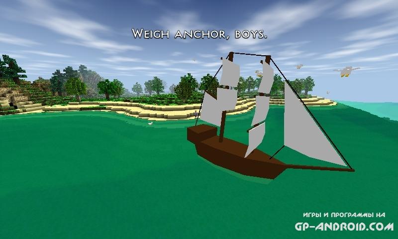 Survivalcraft Demo скачать на Андроид